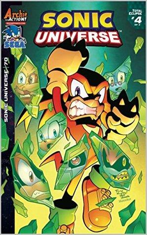 Sonic Universe #70: Total Eclipse, Part Four! Ian Flynn