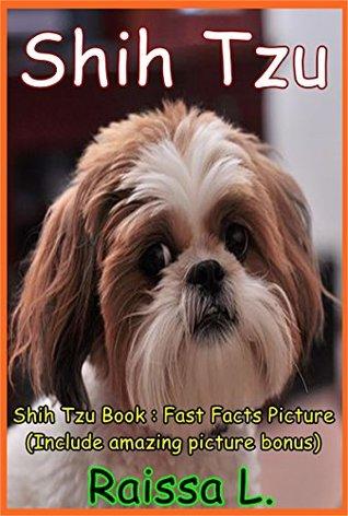 Shih Tzu Book : Fast Facts Picture  by  Raissa Lima Castro