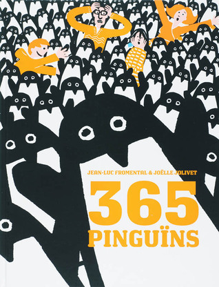 365 pinguïns  by  Jean-Luc Fromental