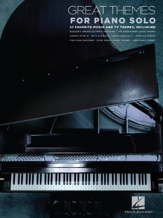 Great Themes for Piano Solo: 27 Movie and TV Themes  by  Hal Leonard Publishing Company