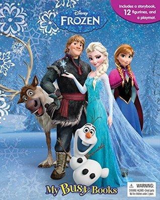 Frozen (My Busy Books)  by  Walt Disney Company