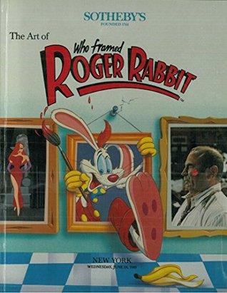 The Art of Who Framed Roger Rabbit  by  Sothebys