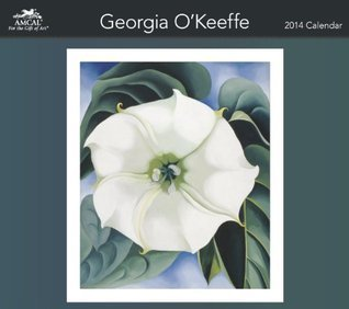 2014 Georgia Okeeffe Wall Calendar  by  Georgia OKeeffe