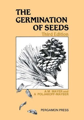 The Germination of Seeds  by  A.M. Mayer