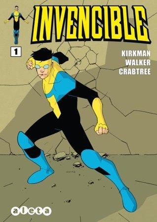 Invencible #1 Robert Kirkman