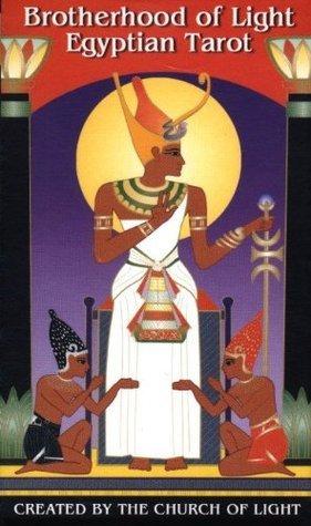 Brotherhood of Light Egyptian Tarot Cards  by  The Church of Light