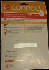 Connect Plus Composition 2.0 1 Semester Access Card for Writing Matters  by  Rebecca Moore Howard