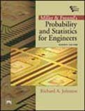 Miller & Freunds Probability and Statistics for Engineers (7th Edition)  by  Richard Johnson