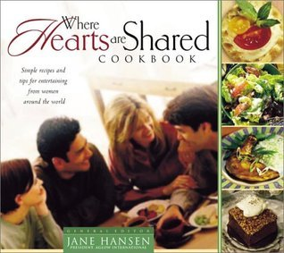 Where Hearts Are Shared  by  Jane Hansen