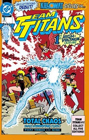 Team Titans (1992-) #1  by  Marv Wolfman