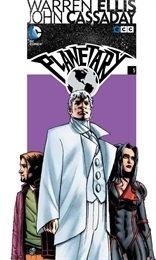 Planetary Volumen 5 Warren Ellis