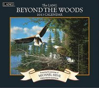 The Lang Beyond the Woods 2013 Calendar  by  Michael Sieve