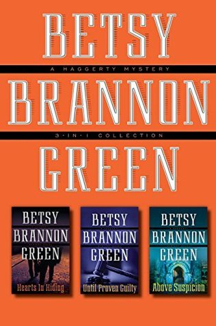 Haggerty Mysteries Series 1-3  by  Betsy Brannon Green
