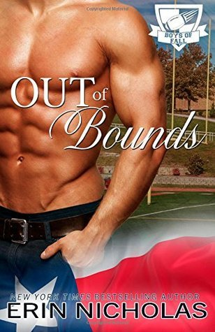 Out of Bounds  by  Erin Nicholas