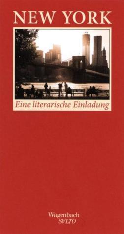New York -  Eine literarische Einladung  by  Beatrice Faßbender