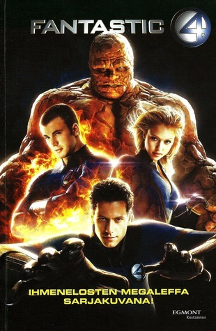 Fantastic 4  by  Mike Carey