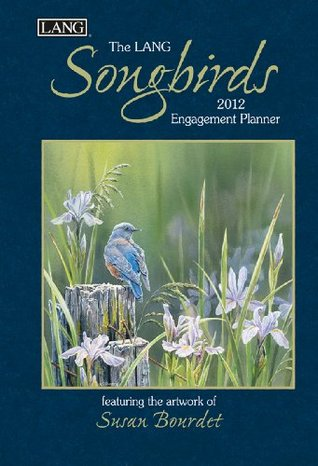 2012 Songbirds Engagement Planner Perfect Timing - Lang