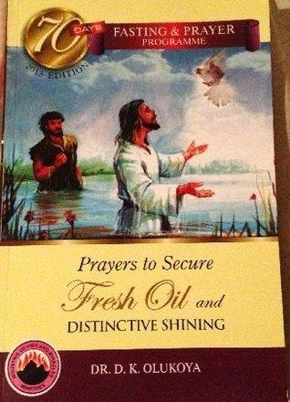 Seventy Day Prayer and Fasting 2013  by  D.K. Olukoya