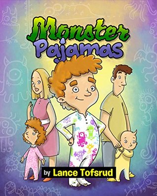 Monster Pajamas Lance Tofsrud