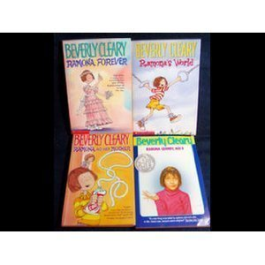 Ramona Boxed Set: Ramona and Her Mother / Ramona Quimby, Age 8 / Ramona Forever / Ramonas World Beverly Cleary