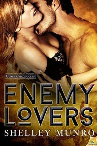 Enemy Lovers Shelley Munro