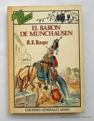 El barón de Münchhausen Rudolf Erich Raspe