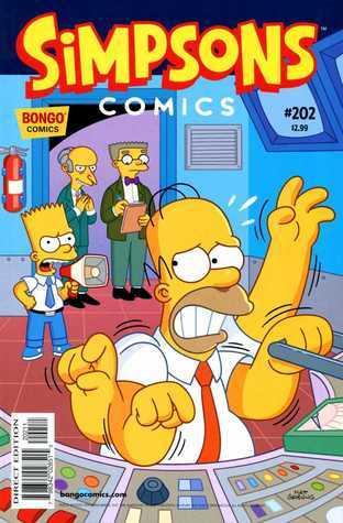 Like A Boss! (Simpons Comics, #202)  by  Art Villanueva