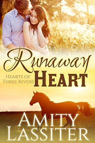 Secret Heart (Hearts of Three Rivers #4 : The Montgomerys #1)  by  Amity Lassiter