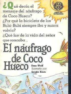 El Náufrago de Coco Hueco Ema Wolf