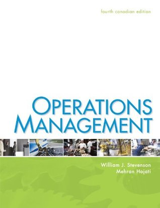 Loose Leaf Operations Management with Connect Plus  by  William J Stevenson