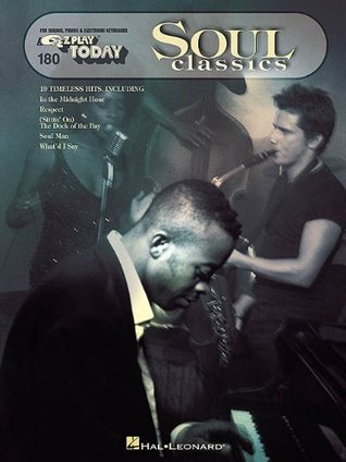 Soul Classics: E-Z Play Today Volume 180  by  Hal Leonard Publishing Company