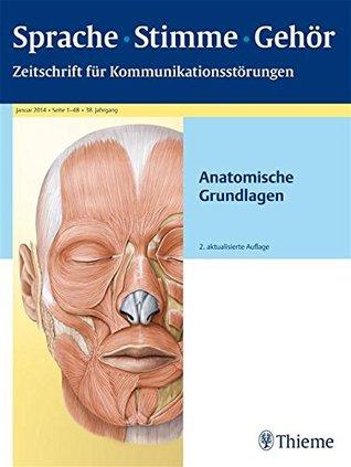 Sprache - Stimme - Gehör - Anatomische Grundlagen  by  Thieme