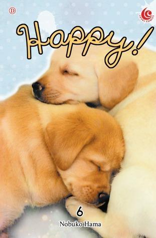 LC: Happy! vol. 06 (Happy!, #6) Nobuko Hama
