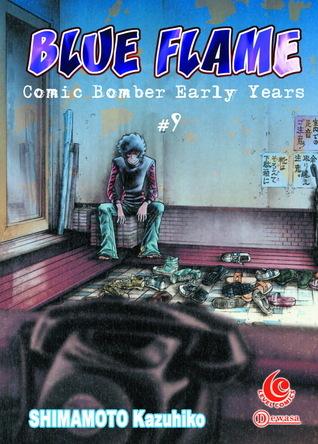 Blue Flame Vol. 9 Kazuhiko Shimamoto