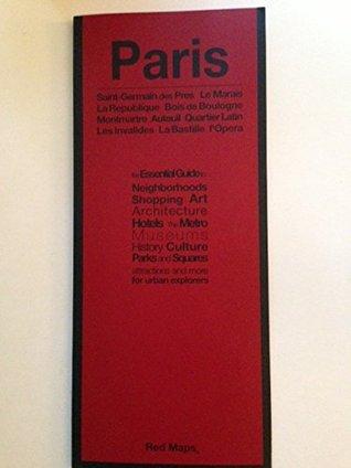 Paris Red Maps (Firm)