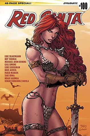 Red Sonja #100  by  Gail Simone