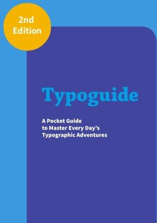 Typoguide  by  Benedikt Lehnert