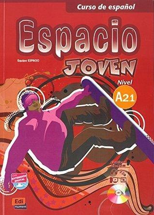 Espacio Joven A2.1: Student Book Praca Zbiorowa