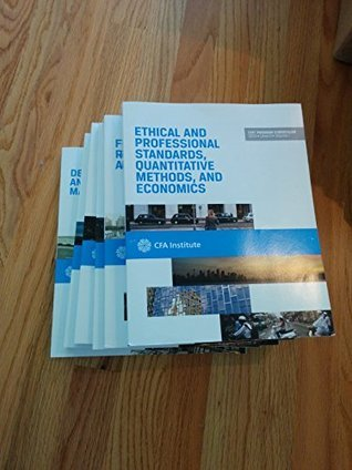 CFA Level 2 Curriculum 2013 (All 6 Volumes) (CFA Curriculum) CFA Institute