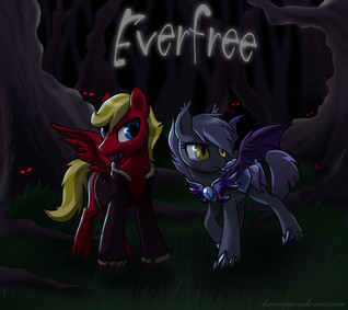 Everfree  by  Dusk Quill