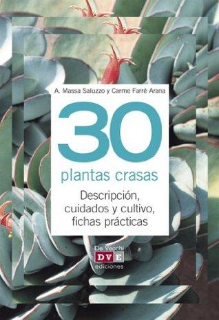 30 plantas crasas  by  A. Massa Saluzzo