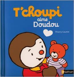 Tchoupi aime Doudou  by  Thierry Courtin
