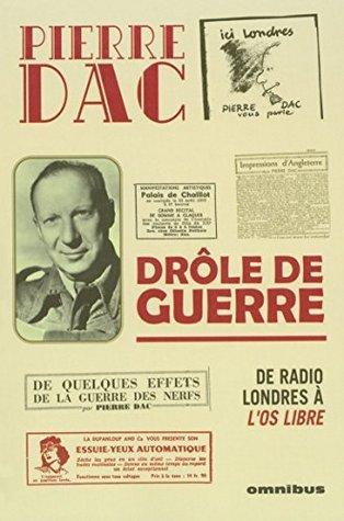 Drôle de guerre Pierre Dac