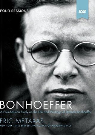 BONHOEFFER STUDY GUIDE WITH DVD  by  Eric Metaxas