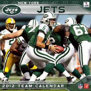 New York Jets Calendar  by  Perfect Timing