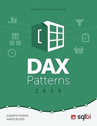 DAX Patterns 2015  by  Alberto Ferrari