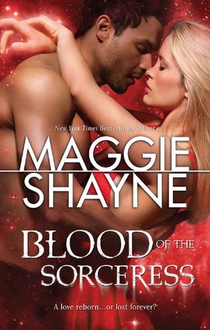 Blood Of The Sorceress (The Portal Book 4)  by  Maggie Shayne