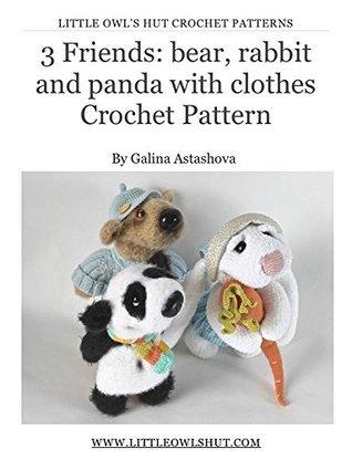 Amigurumi: San-X Crochet Patterns: Featuring Rilakkuma, Sentimental Circus  and more! epub - ochinkobovix.over-blog.com | 415x318