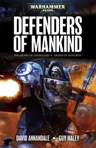 Defenders of Mankind David Annandale
