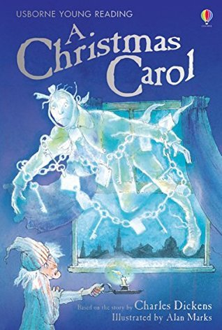A Christmas Carol: Usborne Young Reading  by  Lesley Sims